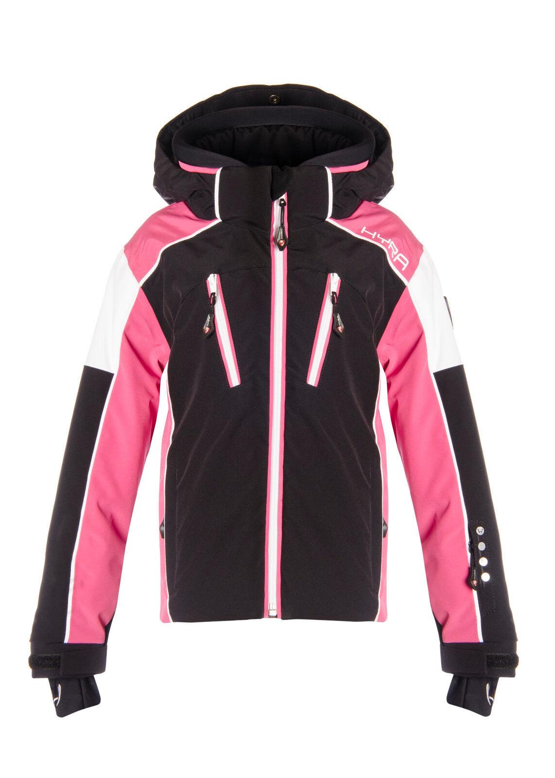 Hyra Coira giacca sci invernale calda ragazza HJG15449 Universal Evolution 2018