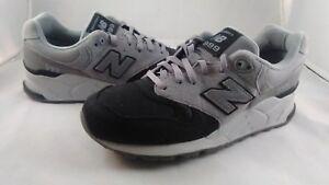 NEW New Balance 999 Canvas Waxed Black Grey Shoes ML999WXA Size 8.5 ... 53857721f351