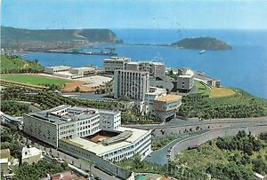 Cartolina - Pozzuoli - Accademia Aeronautica - timbro filatelico - 1973 - Italia - Cartolina - Pozzuoli - Accademia Aeronautica - timbro filatelico - 1973 - Italia