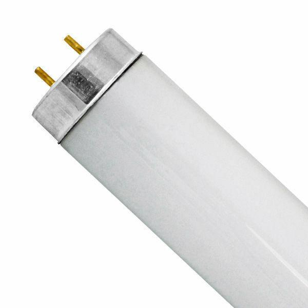 Case of 12 F34 U shaped florurescent bulbs Sylvania Phillips warm cool white