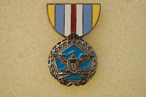 Details about US USA Defense Superior Service Medal Military Hat Lapel Pin
