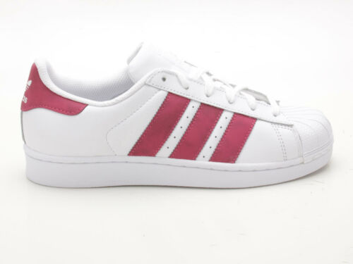 Adidas Superstar CQ2690 weiß-rosa