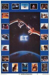 E-T-the-Extra-Terrestrial-1982-Movie-Poster-23x35