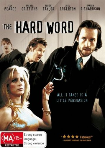 1 of 1 - The Hard Word (DVD, 2007)
