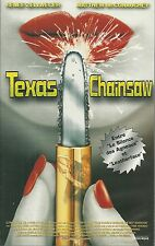 RARE / K7 VIDEO - TEXAS CHAINSAW avec MATTHEW McCONAUGHEY ( PROMOTIONNELLE )