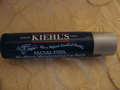 KIEHL'S-FACIAL FUEL-NO-SHINE MOISTURIZING LIP BALM-0.15 OZ.-NEW!