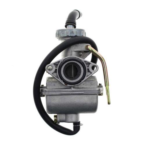 New PZ20 Carb Carburetor 49cc 70cc 90cc 100cc 110cc 125cc ATV Quad Go kart UTV
