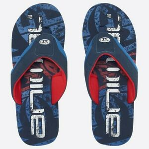552884cf4 Animal Jekyl Logo Men's Flip Flops 2019 FM9SQ007/F94 Dark Navy NEW ...