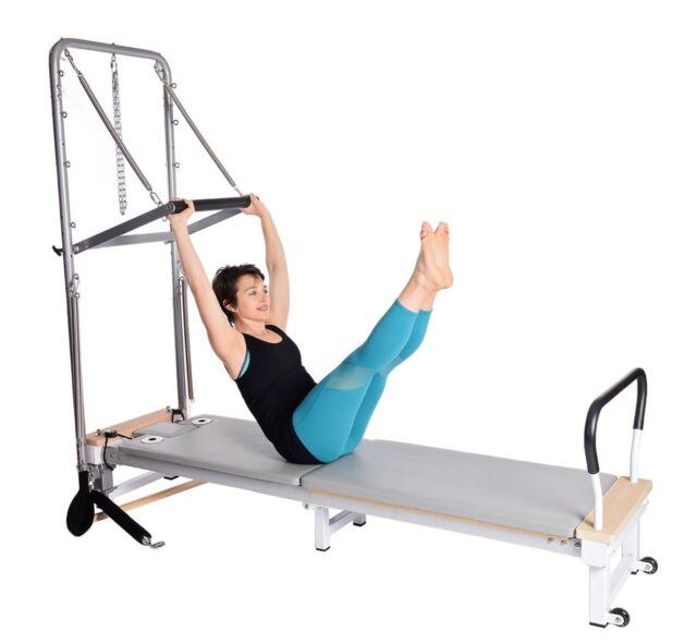 Pilates Reformer Xtend: Stamina Aero Pilates Precision Series Reformer 610