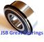 Qty.10 6203-2RS NR Sealed Ball Bearing W// Snap Ring 17x40x12 6203-2RS-NR