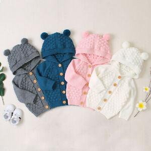 Newborn-Infant-Baby-Girl-Boy-Winter-Jacket-Warm-Coat-Knit-Outwear-Hooded-Sweater