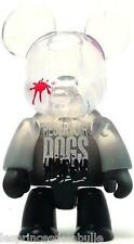 """RARE !!! QEE 2.5"""" RESERVOIR DOGS CLEAR CHASE FIGURE by Toy2R & Quentin TARANTINO"""