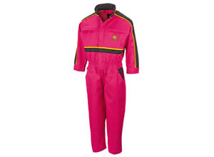 Genuine-John-Deere-Kids-Overalls-Pink-Children-039-s-Overall-Christmas-Gift