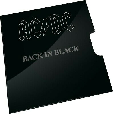 FOR THOSE ABOUT TO ROCK 2021 AC//DC 20c Coloured Uncirculated Coin in Card