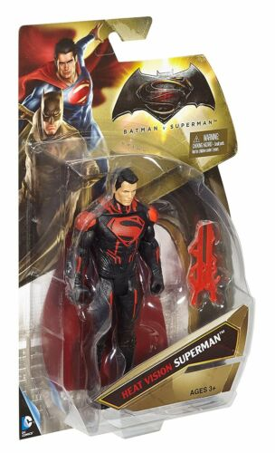 Genuine Batman V Superman Amanecer De La Justicia DC Comics 6 in nuevo! figuras de acción, approx. 15.24 cm