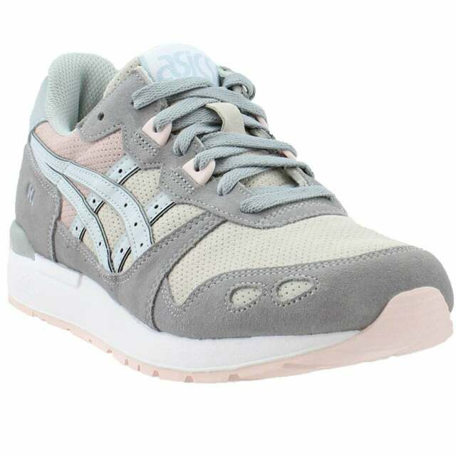 ASICS Gel Lyte Sneakers Casual White Womens