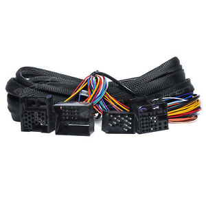a0582 5 5m extended wiring harness 17pin 40pin for bmw 3 series e46 Dodge Wiring Harness