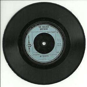 THE-WALKER-BROTHERS-NO-REGRETS-GTO-1975-FOLK-ROCK-COUNTRY-POP