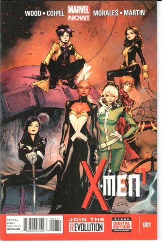#1 July 2013 Marvel NM 2013 Series 9.2 X-Men