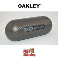Oakley® Sunglasses Eyeglasses Large Carbon Fiber Hard Storage Case Free Ship