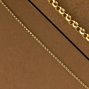 Gold filled rolo chain goldfilled chain by the foot for Craft chain by the foot