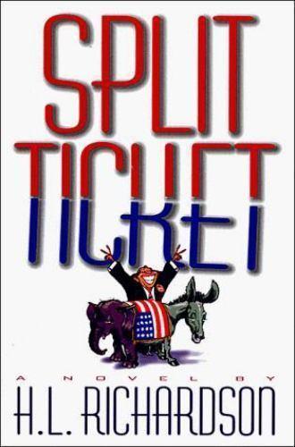 Split Ticket by H. L. Richardson (1996, Paperback)