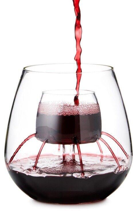 Chevalier Collection 743724568844 sans pied aèrent verre vin