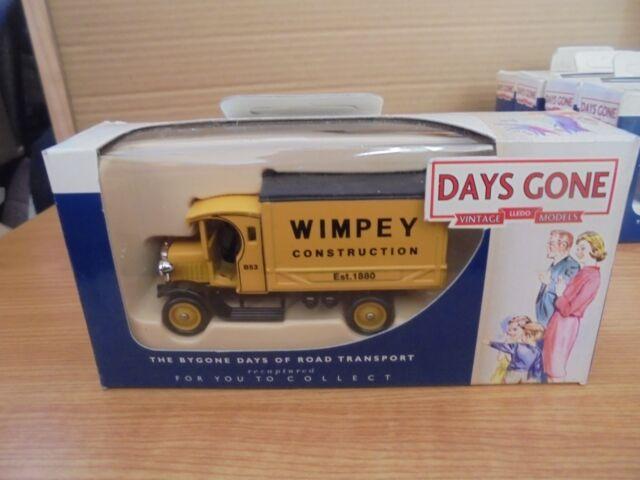 LLEDO DAYS GONE - DG066026 DENNIS DELIVERY VAN - WIMPEY