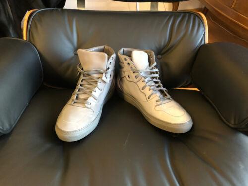 montantes 9 sport Rare originales Uk de Sneakers 43 Chaussures Silver 10 Us Eu Balenciaga TEqpn60