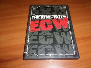 ECW-The-Rise-and-Fall-of-ECW-DVD-2004-2-Disc-WWE