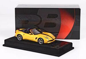 Ferrari F60 Jaune Tristrato 1/43 Lim. 60 Pcs Bbrc182c Bbr
