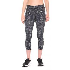6b4b8cdd065 The North Face Motivation Printed Capris Leggings Yoga Pants Women s ...