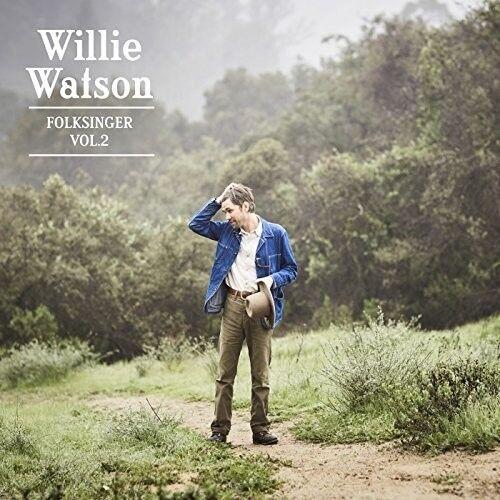 Willie Watson - Folksinger 2 [New CD]