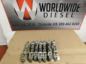 2014-Detroit-DD15-034-906-034-Camshaft-Housing-Bracket-Set-of-7-P-N-47217