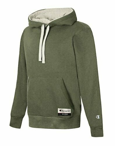 Champion Hoodie Sweatshirt Men/'s Sueded Fleece Pullover Original Authentic Kango