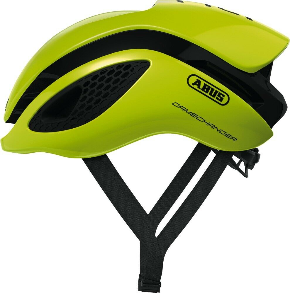 HELMET ABUS GameChanger AERO 2019 giallo