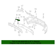 GENUINE NEW CHEVROLET AVEO 2008 - 12 RIGHT FRONT BUMPER SUPPORT BRACKET 96694041