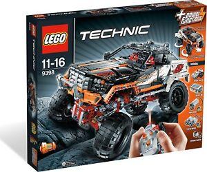 Lego Technic 9398 - Pickup 4x4 Neuf Rare Fin De Fabrication