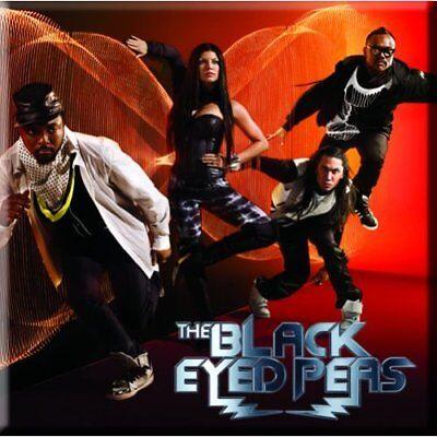 Black Eyed Peas Fridge Magnet Calamita Boom Official Merchandise