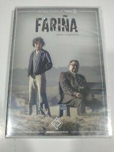 Farina-La-Serie-de-TV-Completa-DVD-Spagnolo-Nuovo