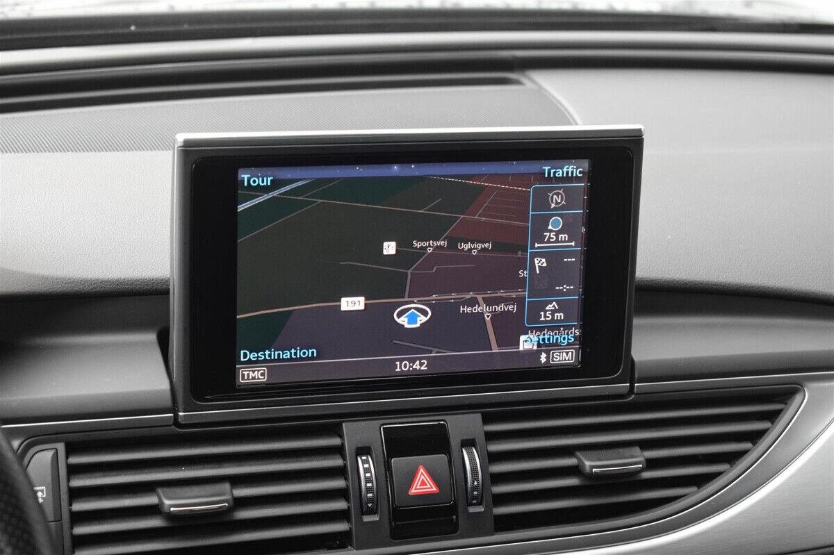 Audi A6 2,0 TDi 190 Ultra S-line Avant S-tr. - billede 12