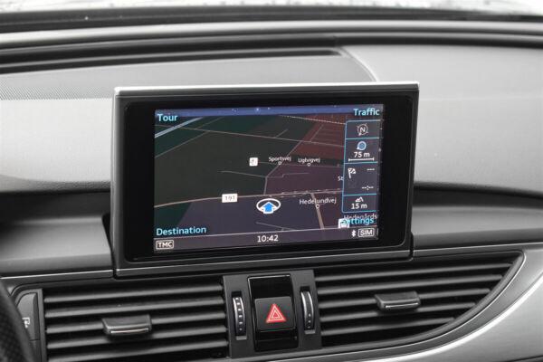 Audi A6 2,0 TDi 190 Ultra S-line Avant S-tr. billede 12