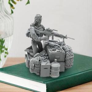 1-35-Soldat-Soldat-Soldier-Soldier-Command-avec-figurines