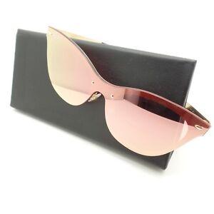 3407e315bc Ray Ban 3580 N 043 E4 43 Brushed Gold Pink Mirror Sunglasses ...