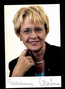 Neueste Kollektion Von Susanne Kastner Foto Original Signiert ## Bc 95347 Verkaufspreis Politik
