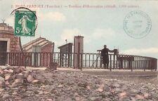 MONT-VENTOUX 2 terrasse d'observation timbrée 1908