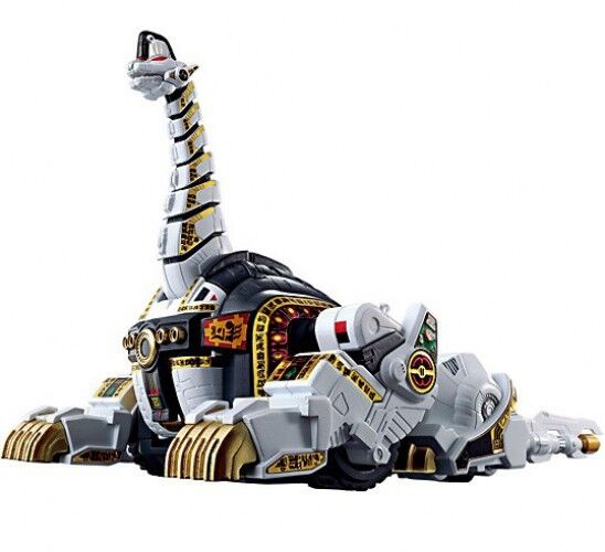 Power rangers shokugan super - mini - pla - titanus modell