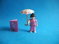 Playmobil 5459 Serie 6 Japanerin Girls Geisha *Neu