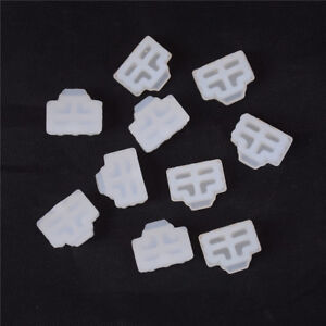 10Pcs-Ethernet-Hub-Port-RJ45-Anti-Dust-Cover-Cap-Protector-Plug-WhiteljJ-Gw
