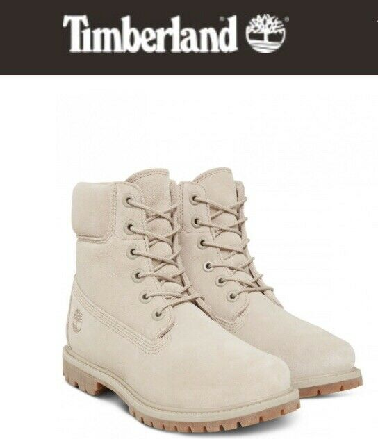 Timberland Women's 6 inch Premium Suede Waterproof BOOTS Style A1p7h Size 11